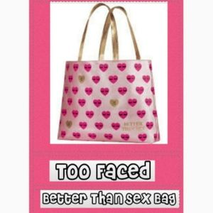 Better then Sex Tote